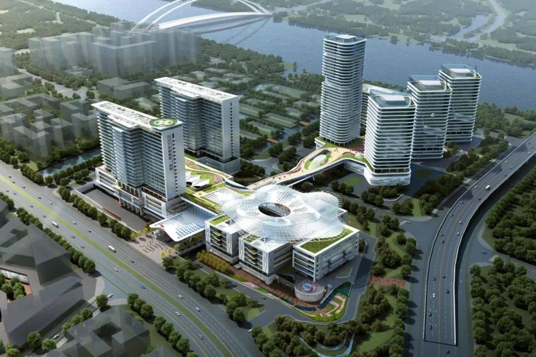 2021年,广州甩出王炸!千亿金融岛前排,壹号作品来了