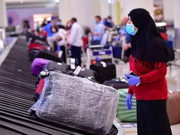迪拜机场在2020年接待了1700万乘客