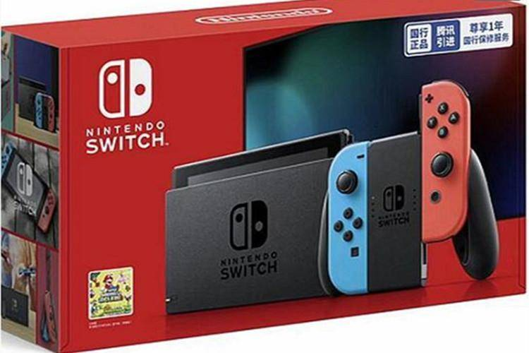 先完成一个小目标:国行Switch销量已突破100万台