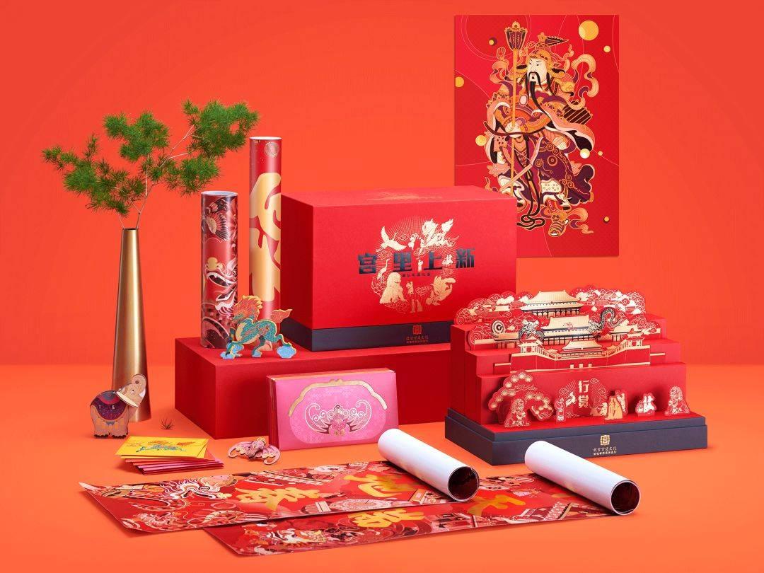 2021,去宫里过大年!潮玩新春的新年礼盒,超适合新年送礼及自用