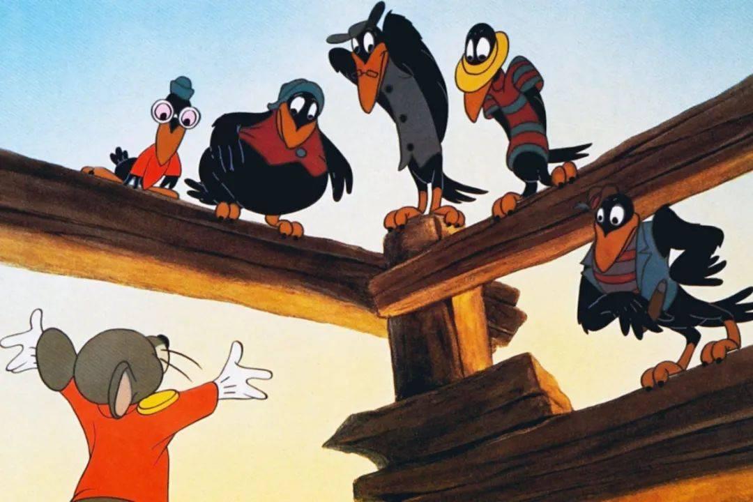 疫情宅家订阅了迪士尼频道,却发现???伴我们长大的动画都这么少儿不宜的吗?!  第35张