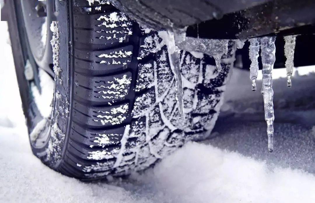 冬季车辆打滑怎么办?这几点一定要记牢