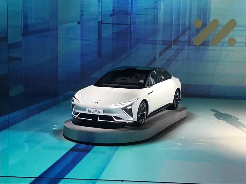 IM之际品牌发布了两款新的量产造型车,将同时亮相