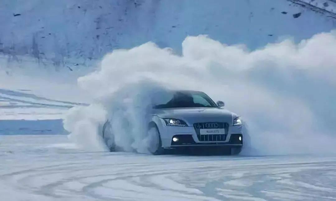 冬天车辆打滑怎么办?必须记住这几点