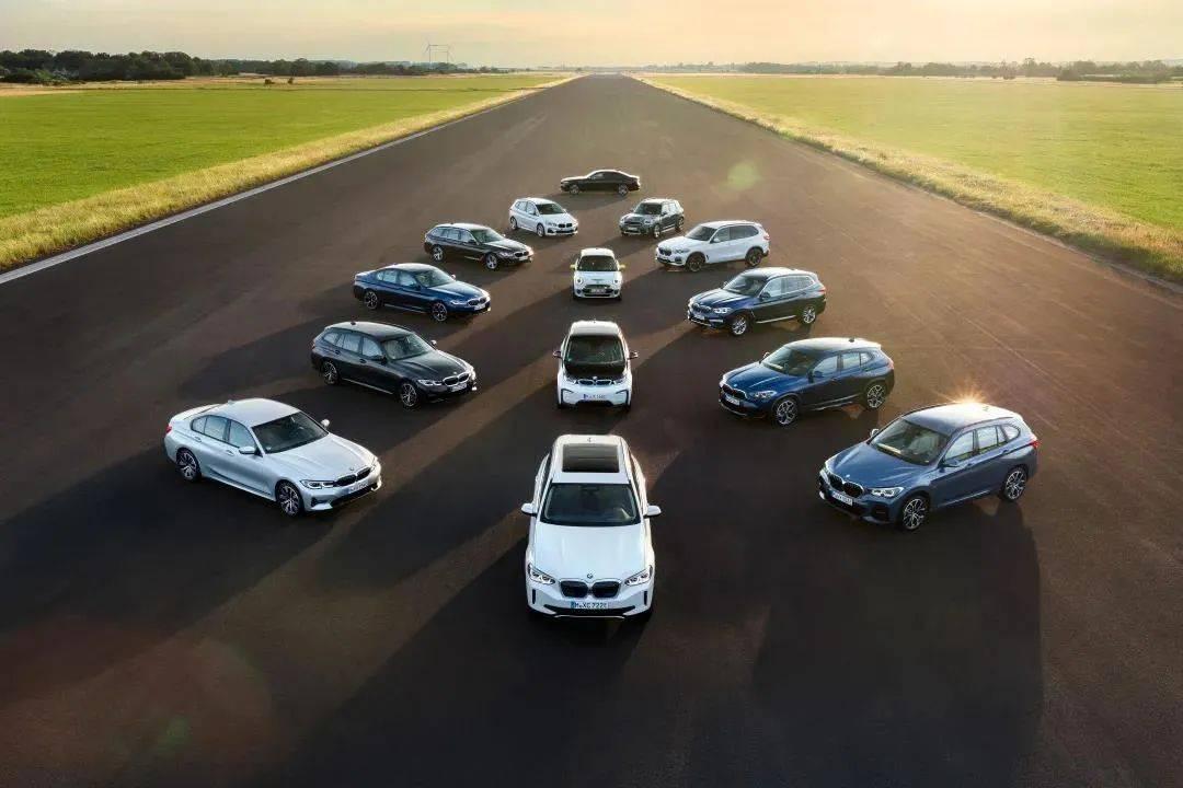 宝马:2020年中国将交付约3万辆宝马新能源汽车,总计近9万辆!