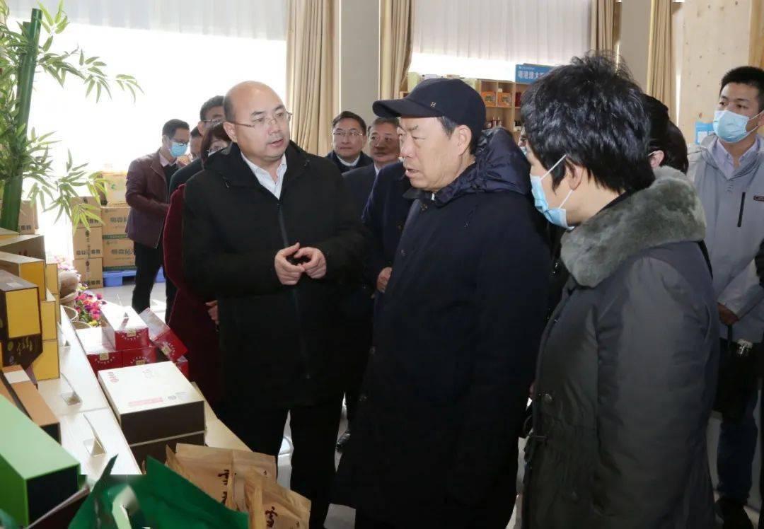 王瑞军陈少荣与碧桂园集团董事局主席杨国强一行座谈