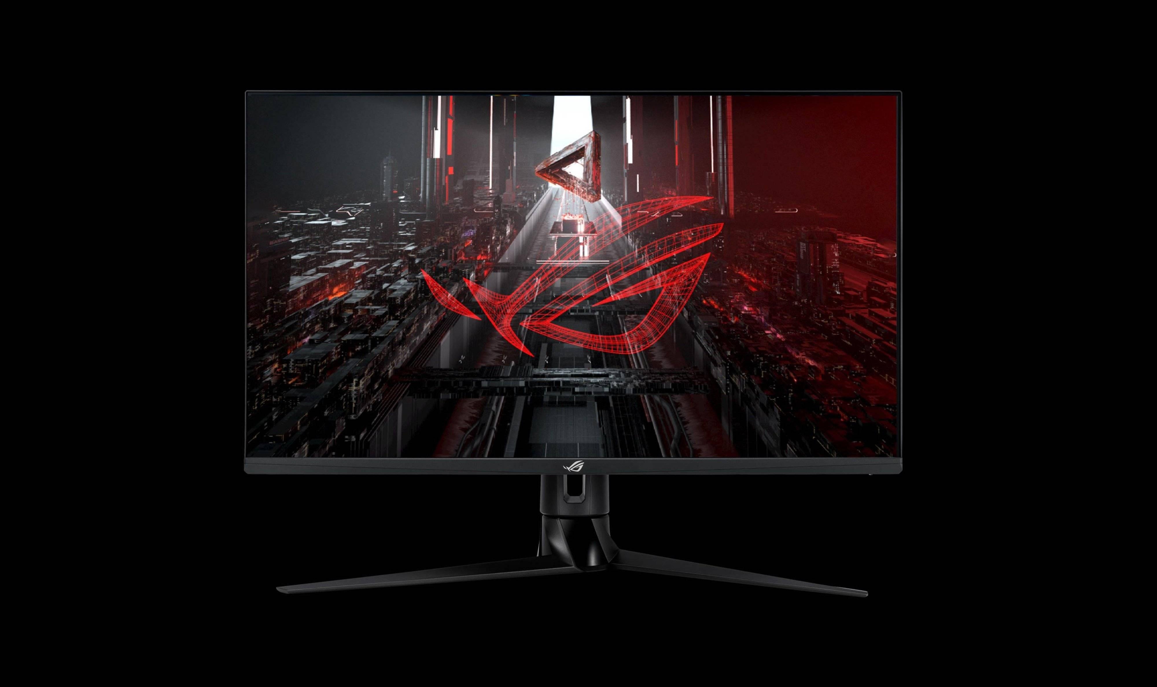 华硕发布全球首款支持HDMI 2.1的32英寸游戏显示器