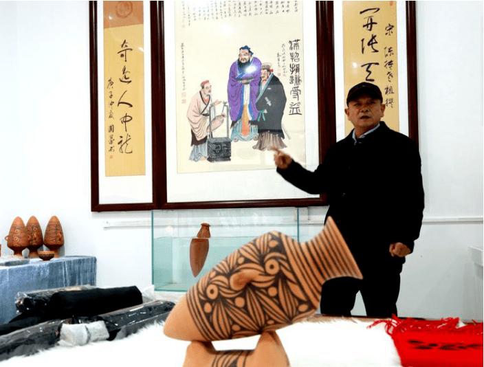 悦读:从仰韶彩陶品中华文明
