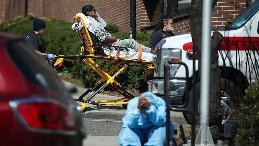 如疫情恶化,美国将在5月前新增19.2万死亡病例