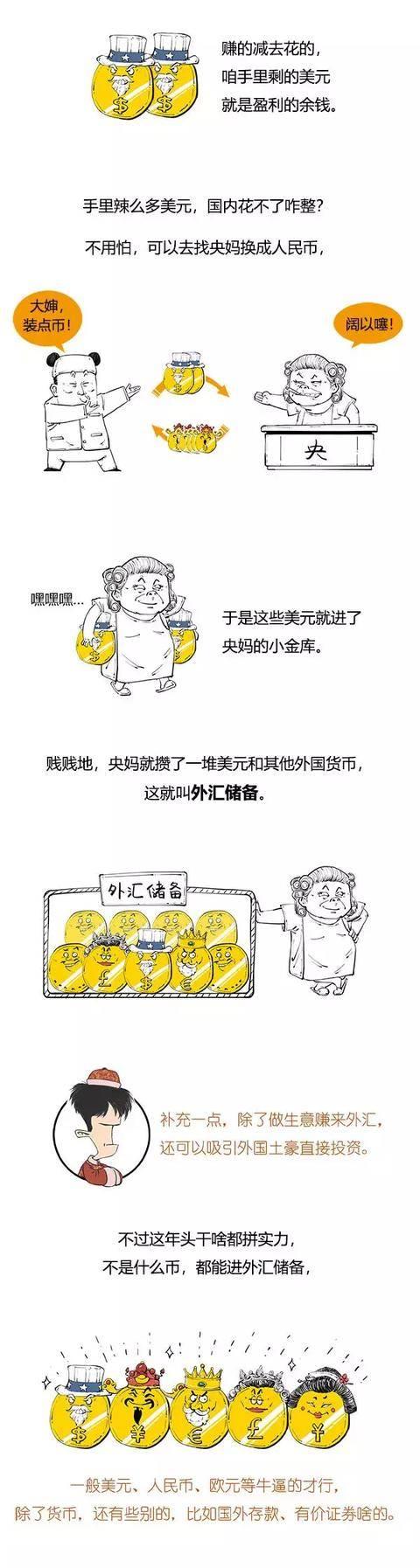什么是外汇储备(外汇储备增加说明什么)插图(2)