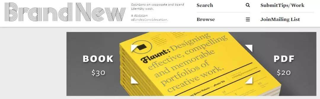 设计师必备的素材网站案例,分分钟提升你的设计审美和技巧