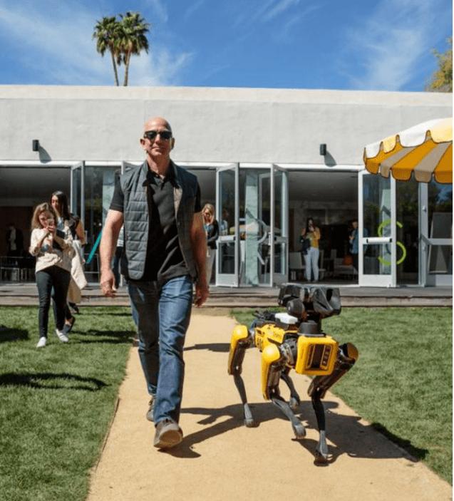 """波士顿动力的""""狗"""",哈佛大学的""""蟑螂"""",机器人和动物的爱恨情仇"""