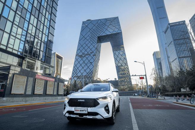 科技改变世界 哈弗F7书写全新智能人车生活