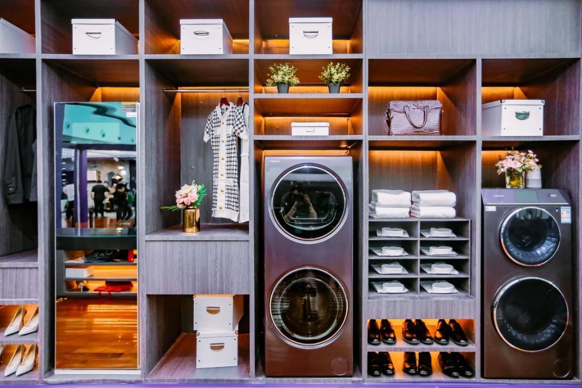 """贵的衣服如何永葆美丽?卡萨帝智慧护理生态让高端衣物在家就能保持""""最佳状态""""-最极客"""
