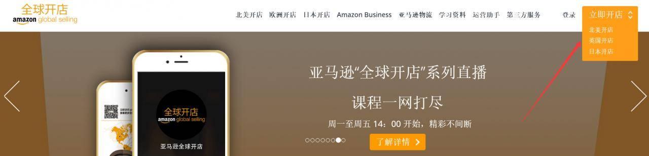 如何在亚马逊开网店(亚马逊开店流程及费用)