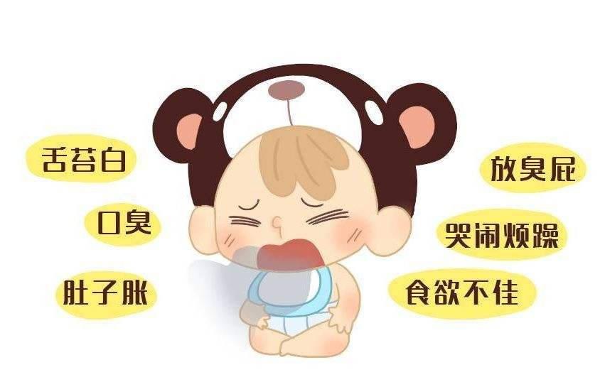 孩子积食发烧怎么办?树袋宝宝告诉你怎么应对