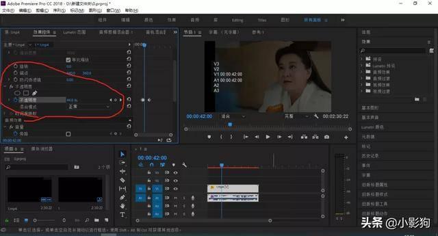 pr怎么改视频长宽比例?pr调整视频尺寸