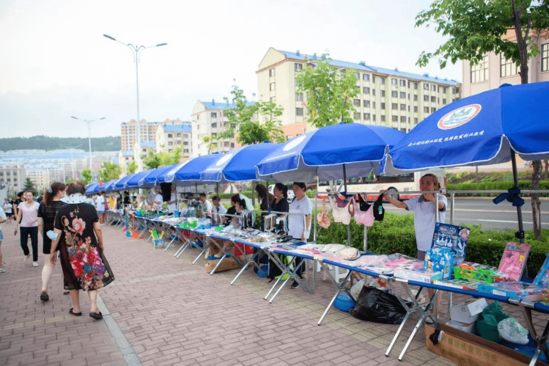 黑龙江双鸭山尖山区释放夜市经济促进灵活就业