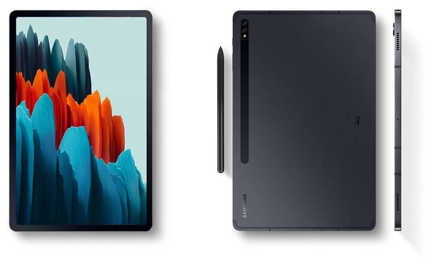三星Galaxy Tab S7|S7+国内发布,新一代旗舰平板耀世来袭