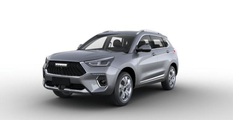 2021款哈弗H6 Coupe上市 售价7.99万起-海博APP