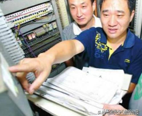 中国紧缺十大技工(男生学什么技术最吃香)