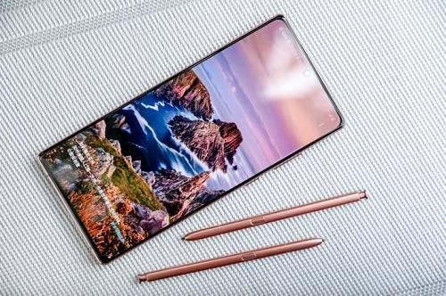 三星Galaxy Note20系列8大亮点完美诠释均衡旗舰标杆