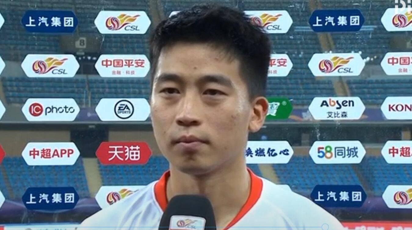 胡靖航:武汉卓尔算是一支本土球员比较强的队伍!