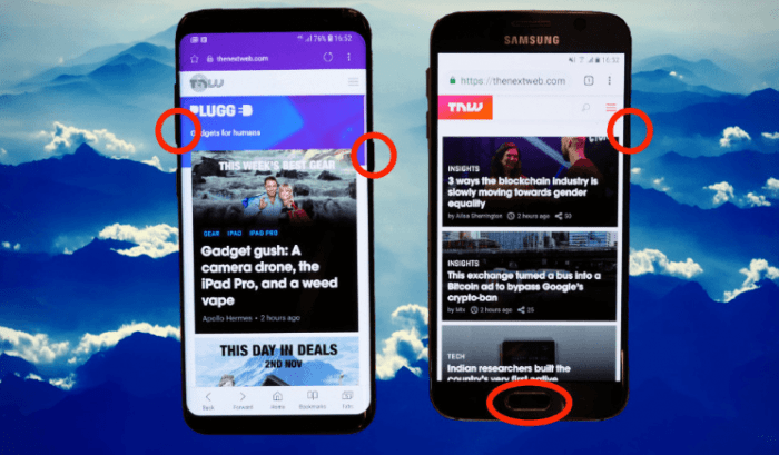 三星手机怎么快速截屏(三星手机的截屏功能在哪)