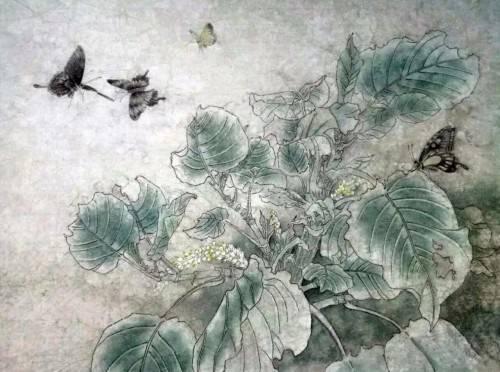 艺术典藏:当代著名画家李增义作品赏析