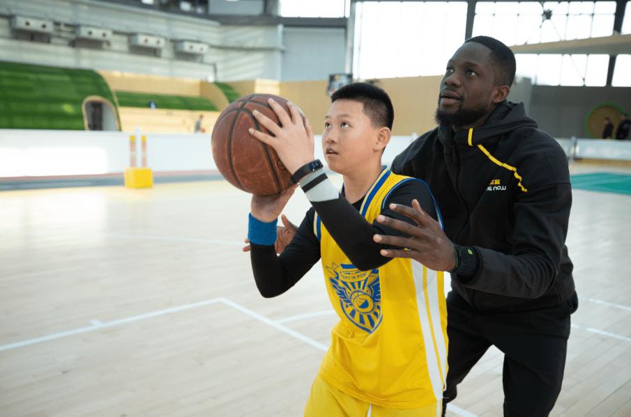 动因少儿外教篮球(IVY KID Basketball),带你玩转不一样的篮球课堂