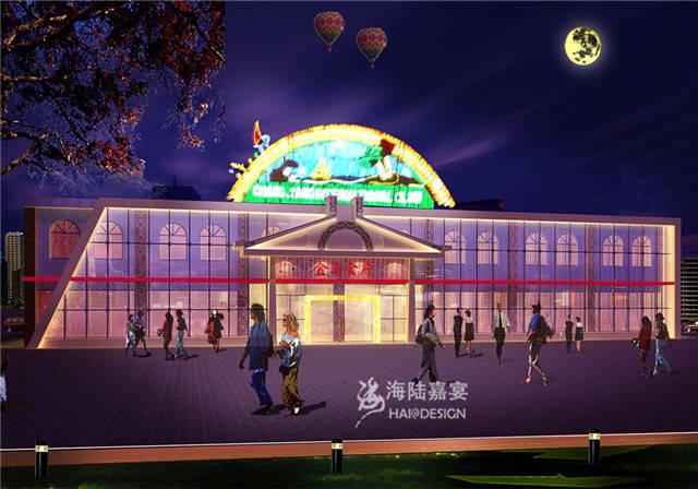 海陆嘉宴完美餐厅空间设计必经的四大流程!