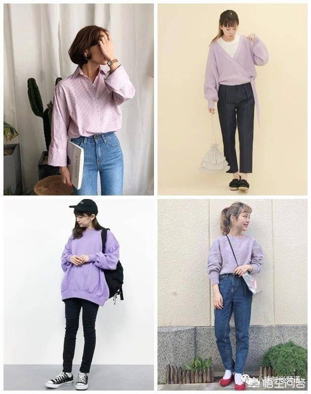 紫色搭配什么颜色好看(和紫色搭配的3种颜色)