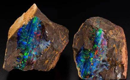 十月生日石:欧泊(Opal)与碧玺(Tourmaline)