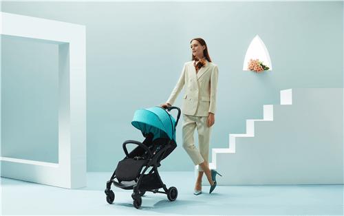 【upby】将婴童出行需求变成时尚单品追求