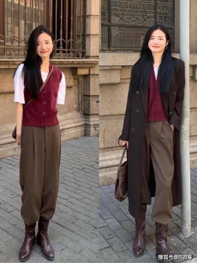 """秋冬换季应该怎么穿?""""叠穿""""套路时尚感飙升 上身时髦有魅力 时尚家庭 第8张"""
