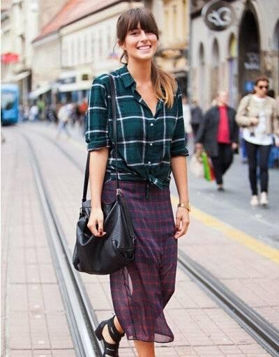 给秋天增光彩 温柔多情的绿色 轻松拥有不一样的气质感 时尚家庭 第6张