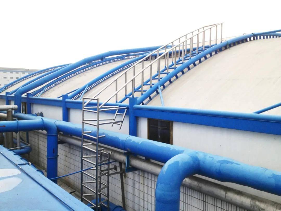 <b>膜结构污水池加盖的最佳方法</b>