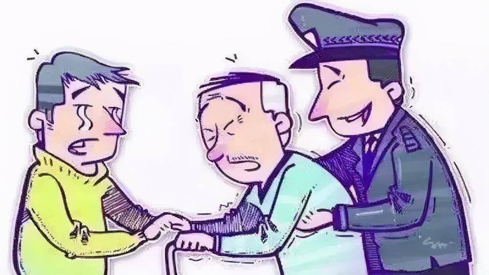 八旬老人来京迷路 海淀民警暖心相助