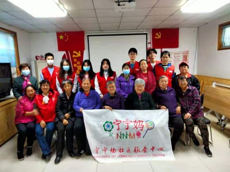 天津北辰:大学生来泰来西里社区赋能梳理