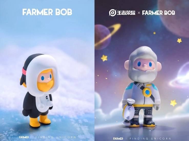 寻找独角兽FARMER BOB携手QQ音乐,开启别样环游之旅
