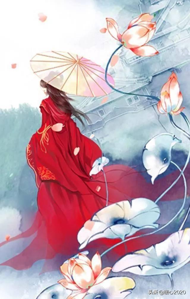 春光懒困倚微风的意思(可爱深红爱浅红的意思是什么?)