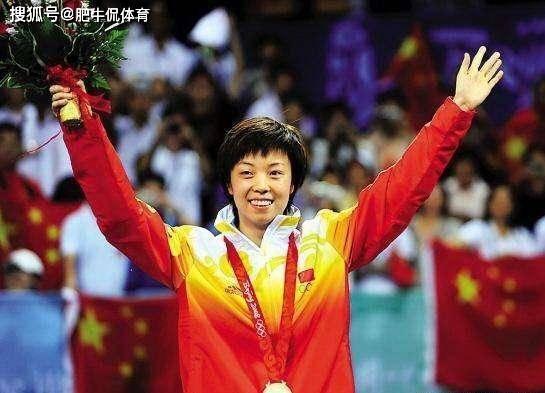 张怡宁退役后为何嫁48岁老头?除了金钱,还有两个原因