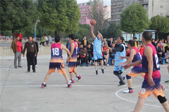 湖北省襄州区黄集镇2020年教职工篮球赛精彩落幕