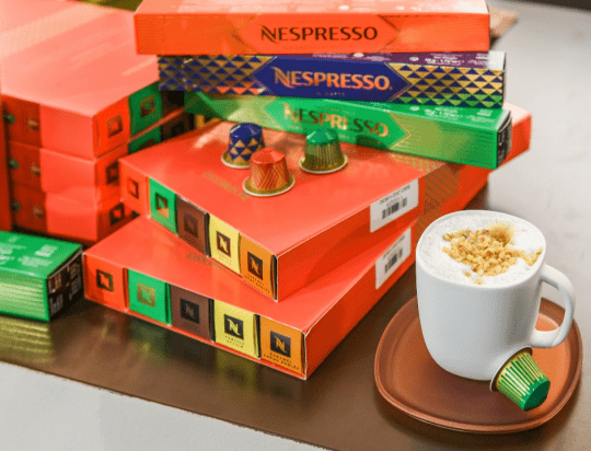 """Nespresso浓遇咖啡登陆2020""""设计上海"""""""