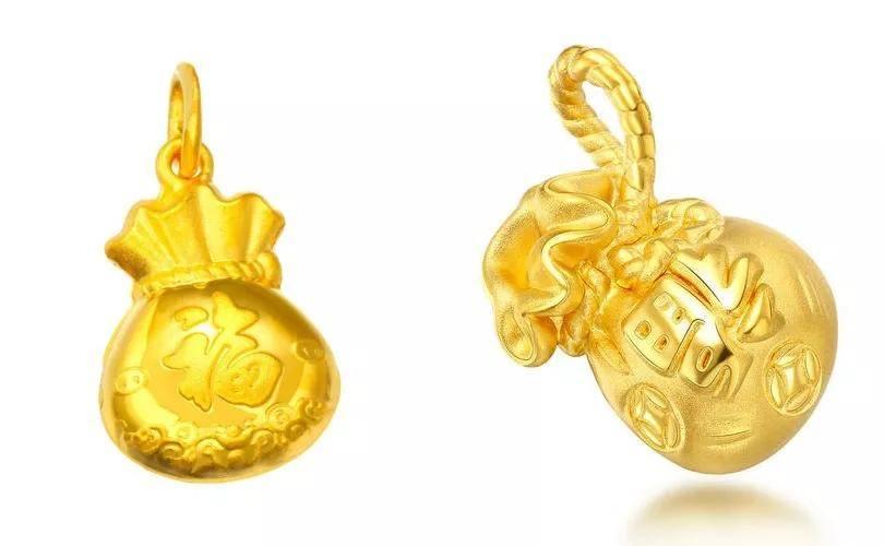 """男戴招财、女戴招贵,5种最吸""""金""""的项链吊坠,谁戴谁就能接到财神爷!"""