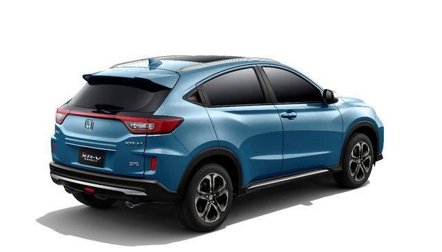 持续领潮 东风Honda 2021款XR-V升级上市_动力