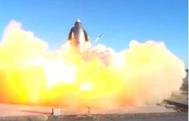 SpaceX原型机爆炸 SpaceX星际飞船原型机着陆后爆炸是怎么回事?