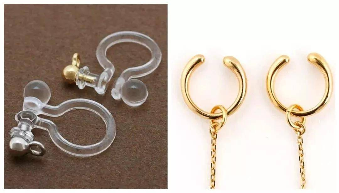 你的耳朵适合戴耳环,还是耳钉、耳线?戴对了漂亮不伤耳,戴错了...