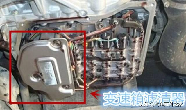 波箱油和变速箱油有什么区别(波箱油需要同时更换滤芯吗)