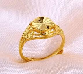 心理測試:這4個金戒指,你最喜歡哪個?測你天生是幾等命
